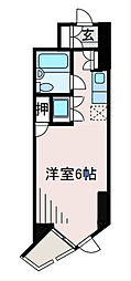 ドミトリー原町田[9階]の間取り