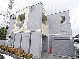 兵庫県姫路市西今宿8丁目の賃貸マンションの外観