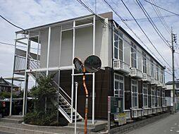 東京都足立区江北3丁目の賃貸アパートの外観