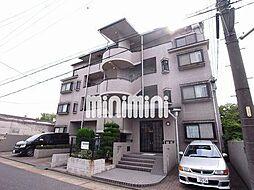 愛知県名古屋市北区上飯田北町1丁目の賃貸マンションの外観