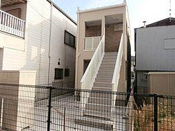 和歌山県和歌山市吹屋町3丁目の賃貸アパートの外観