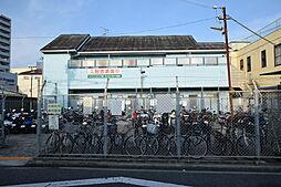 大阪府松原市上田5丁目の賃貸アパートの外観