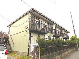 蕨ハイツ[2階]の外観