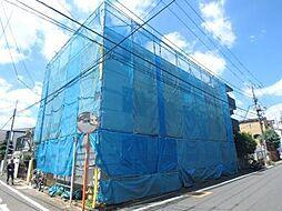 アイコート氷川台[3階]の外観