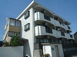 兵庫県伊丹市森本6丁目の賃貸マンションの外観