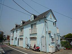 DK塚田コーポ[202号室]の外観