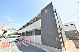 兵庫県伊丹市瑞原3丁目の賃貸アパートの外観