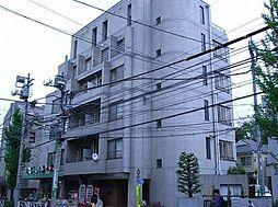 東京都世田谷区駒沢5丁目の賃貸マンションの外観