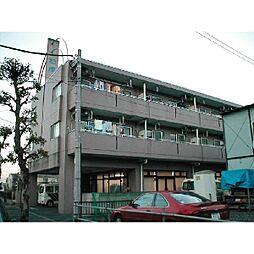 郡慶マンション[3階]の外観