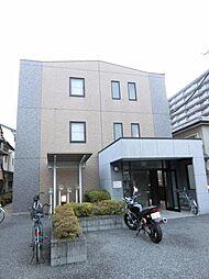 埼玉県鴻巣市本町4丁目の賃貸マンションの外観