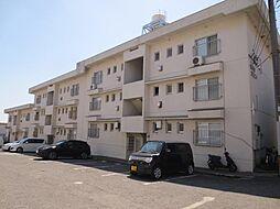 鶴見台第二ビル[302号室]の外観