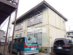 コーポワンウォークI[2階]の外観