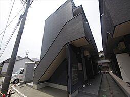 愛知県名古屋市緑区大高町字鶴田の賃貸アパートの外観