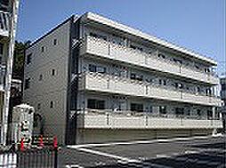 ライラックガーデン[2階]の外観