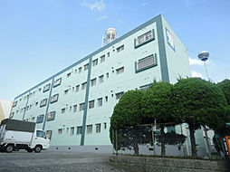 井堀南団地2号棟[1階]の外観