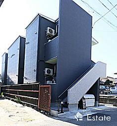愛知県名古屋市守山区小幡南1丁目の賃貸アパートの外観