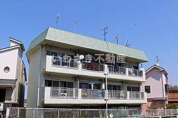 緑ヶ丘サンコーポ[2-D号室]の外観