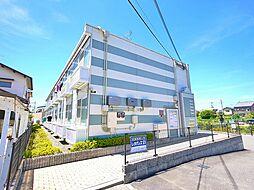 近鉄奈良線 近鉄奈良駅 バス8分 高畑住宅前下車 徒歩5分の賃貸アパート