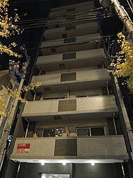 ウイングコート阿波座[3階]の外観
