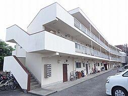 本町岡部マンションA棟[203号室]の外観