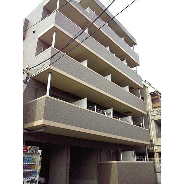プレール・ドゥーク東京NORTH[102号室]の外観