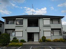 兵庫県尼崎市西昆陽3丁目の賃貸アパートの外観