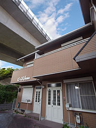 [タウンハウス] 兵庫県川西市萩原台西1丁目 の賃貸【/】の外観