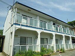 兵庫県姫路市白国4丁目の賃貸アパートの外観
