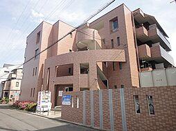 エリーフラッツ西ノ京[207号室]の外観