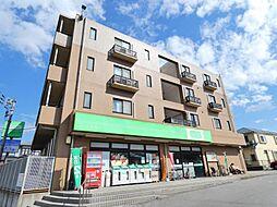 千葉県船橋市芝山4丁目の賃貸マンションの外観