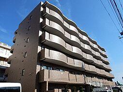 東京都足立区綾瀬7丁目の賃貸マンションの外観