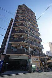 レアレア梅田5番館[4階]の外観