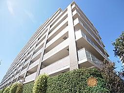 千葉県白井市笹塚2丁目の賃貸マンションの外観