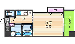T・G・T[9階]の間取り