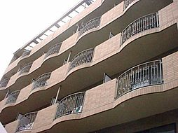 神奈川県川崎市幸区小向西町3丁目の賃貸マンションの外観