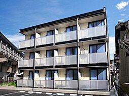 レオパレスALBA[3階]の外観