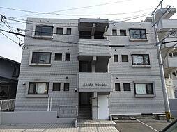 レイズ友田B棟[3階]の外観