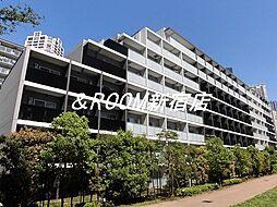 東京都江東区豊洲1丁目の賃貸マンションの外観