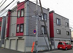 RED BOX[2階]の外観