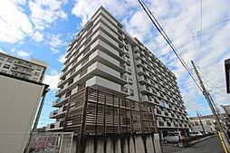 セントラルハイツ熊谷 都市ガス[8階]の外観
