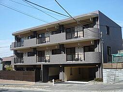 神奈川県川崎市麻生区王禅寺東3丁目の賃貸マンションの外観
