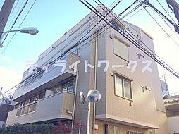 エスコンディードK[3階]の外観