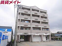 三重県四日市市日永5丁目の賃貸マンションの外観
