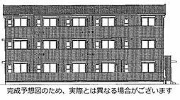 仮称)竹田向代町D-room[206号室号室]の外観