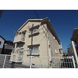 奈良県奈良市六条町の賃貸アパートの外観
