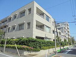 多摩川ガーデンハウス[1階]の外観