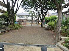 周辺環境:寺南公園