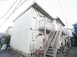 東京都足立区西新井本町4丁目の賃貸アパートの外観
