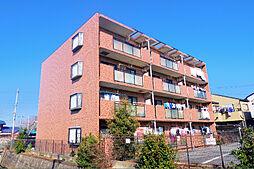 東京都東久留米市浅間町2丁目の賃貸マンションの外観