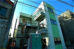 ペールアクア[1階]の外観